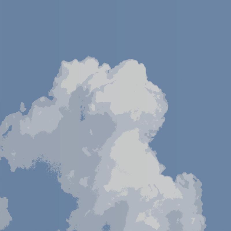 Free cumulus mediocris