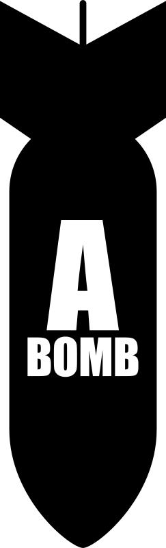 Free A-bomb by Rones