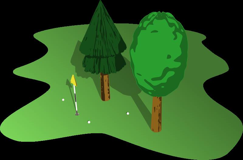 Free Golf Green