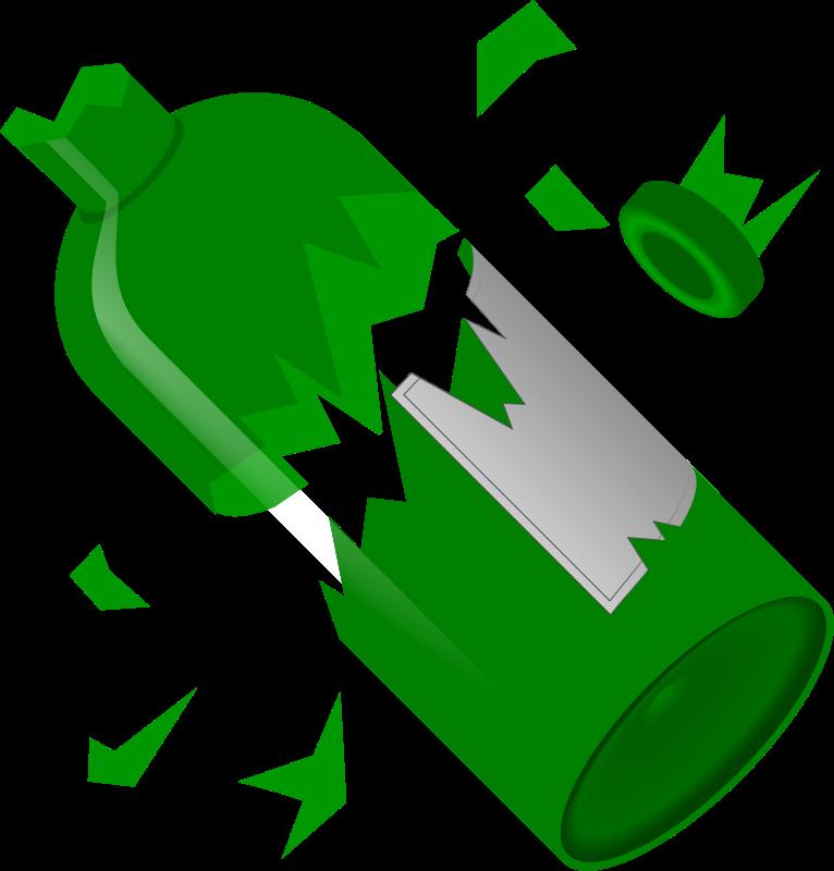 Free Very Broken Bottle