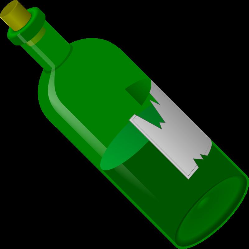 Free Old bottle