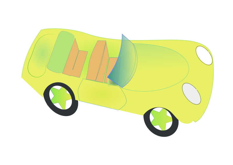 Free lemon car for summer