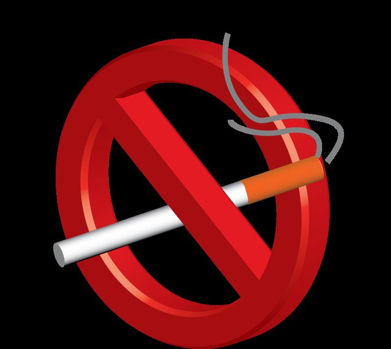 Free No Smoking 3D icon