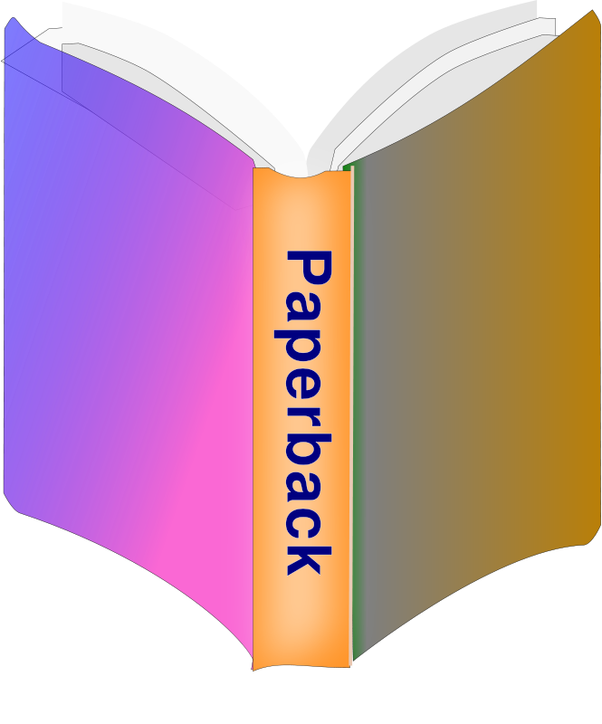 Free Paperback Book Icon