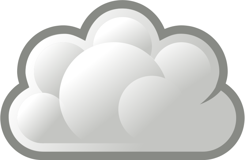 Free Stylized Basic Cloud