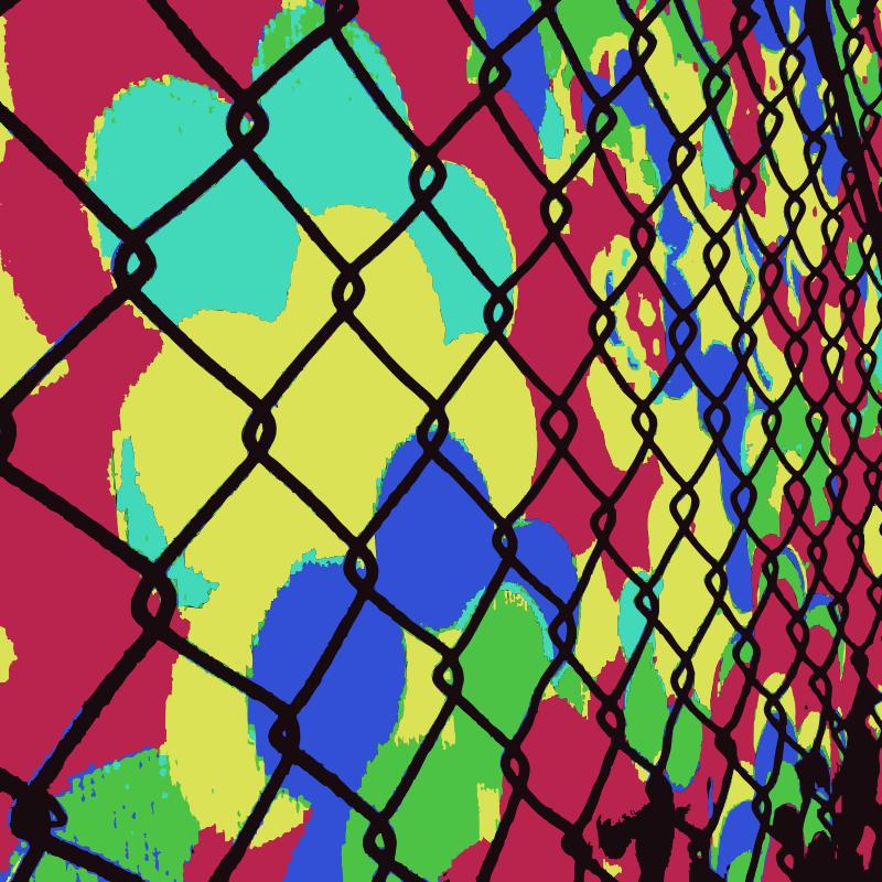 Free Aiflowers fence