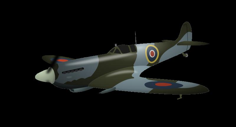 Free Clipart: Supermarine Spitfire | rematuche
