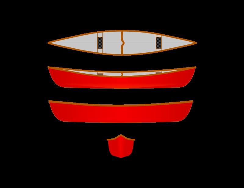 Free Canoe, multiple views