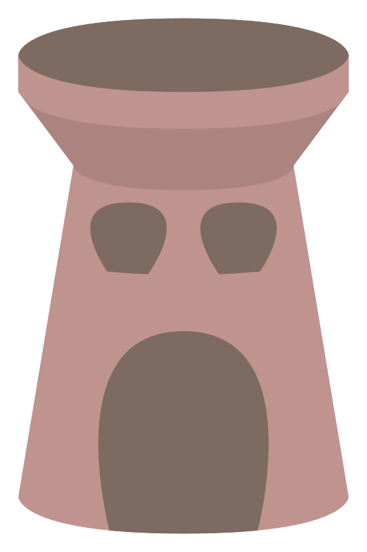 Free Tower Cartoon Face