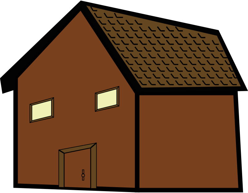 Free Brown house