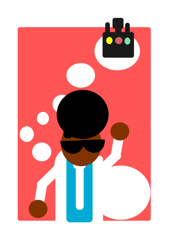 Free disco dude