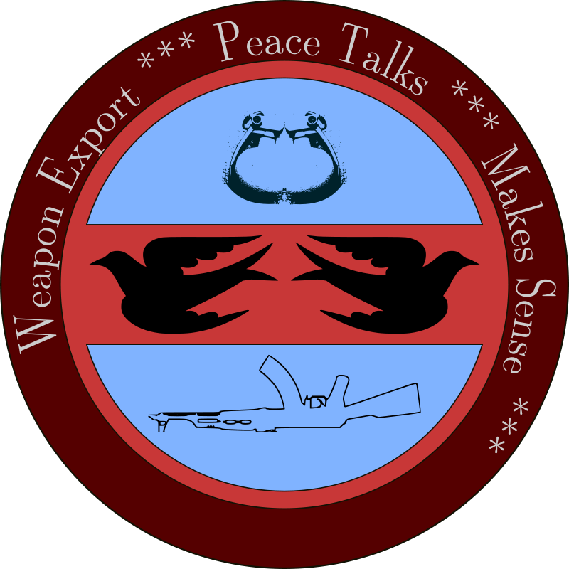 Free Peace Talks & Weapon Export -- Patch
