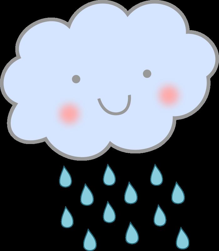 Free Cute Rain Cloud