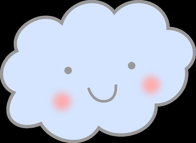 Free Cute Cloud