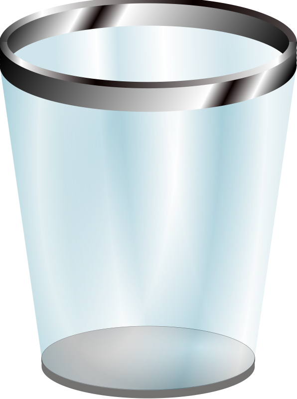 Free trash-bin-empty