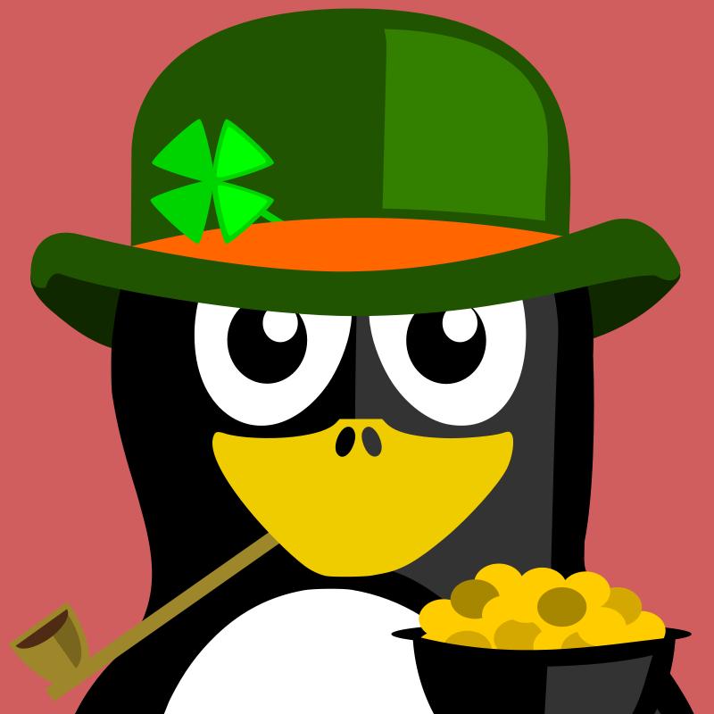 Free irish penguin