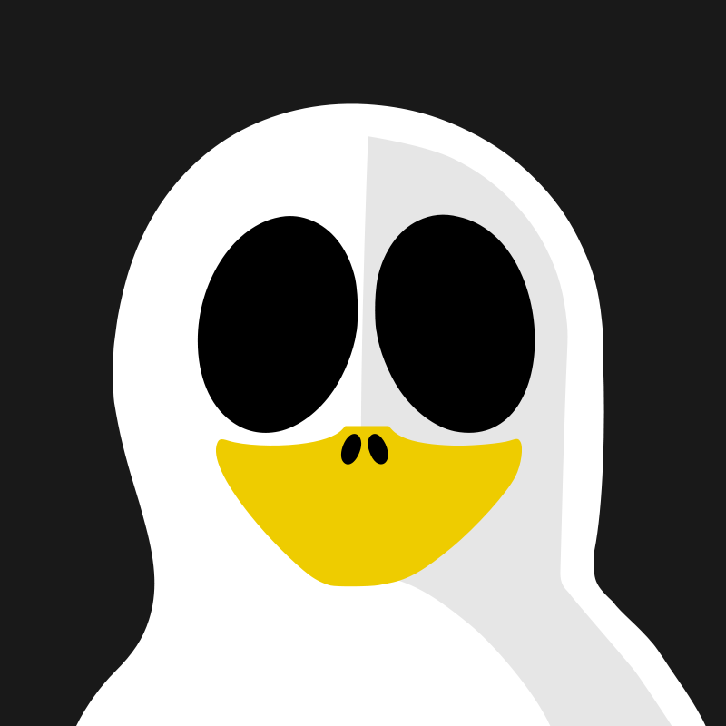 Free ghost penguin