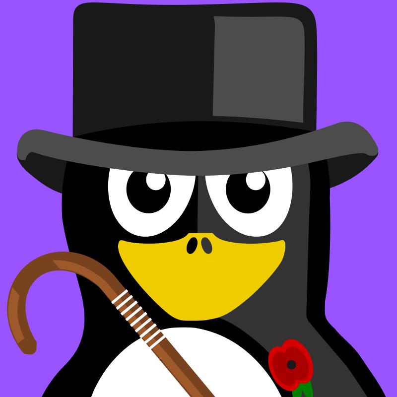 Free british penguin