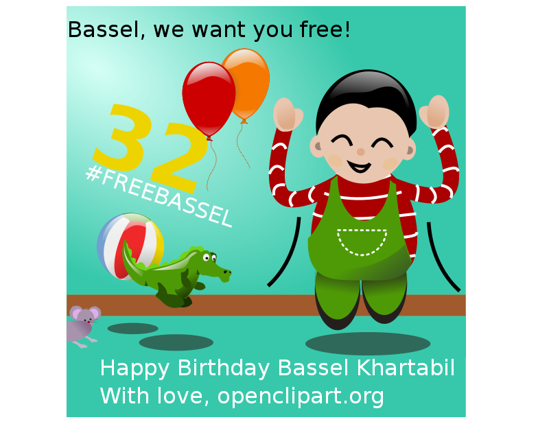 Free Freebassel Birthday Celebration