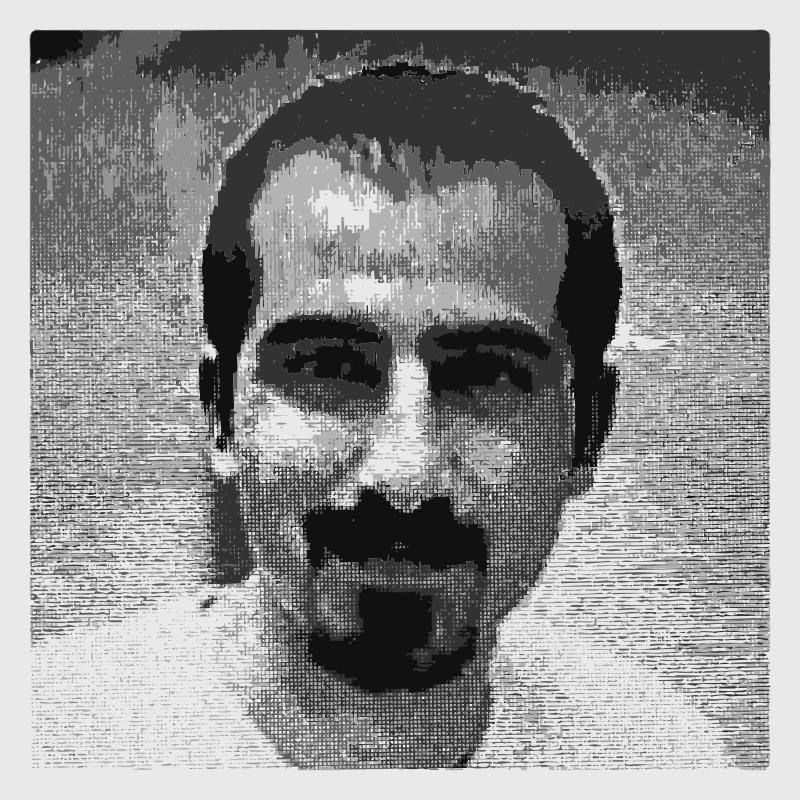 Free Bassel Khartabil photocopy style freebassel