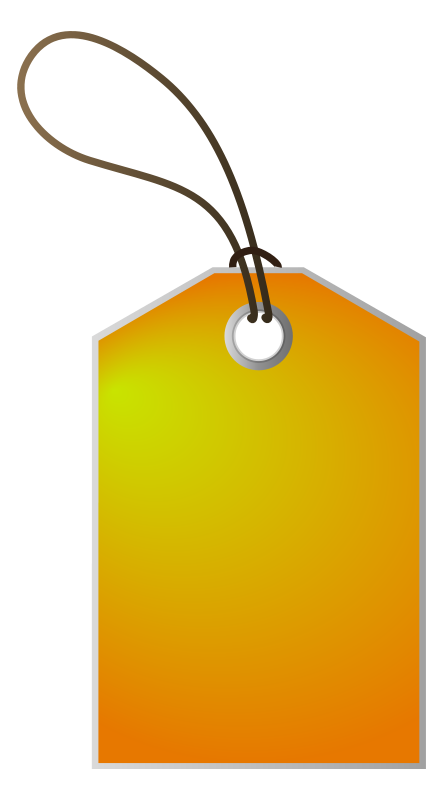 Free Vertical Tag
