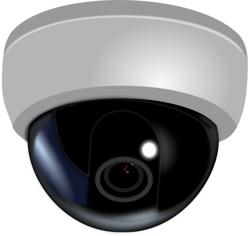 Free CCTV Dome Camera