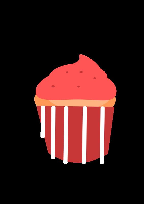 Free cupcake
