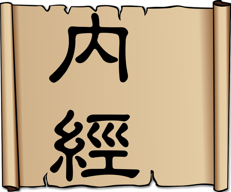 Free Nei Jing Scroll