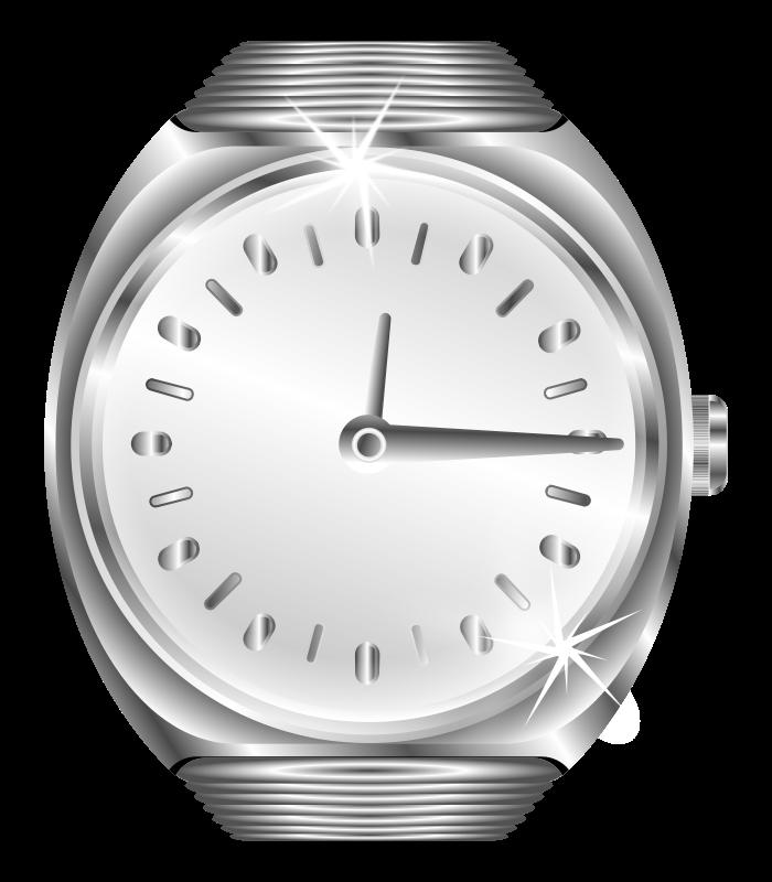 Free clock, laikrodis