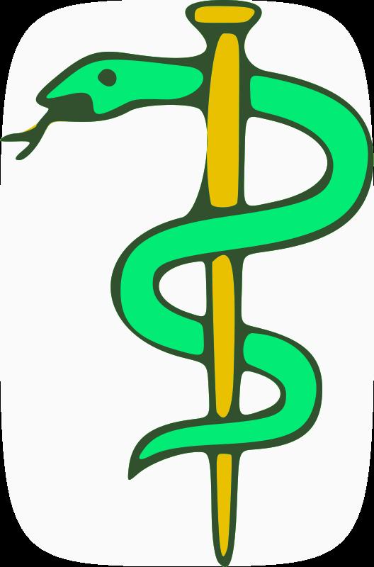 Free Clipart: Caduceus | global quiz