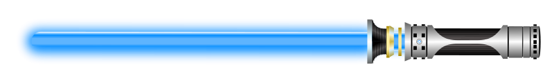 Free Spada laser blu