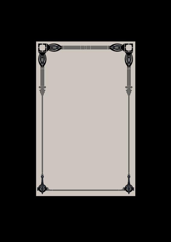 Free Page border design
