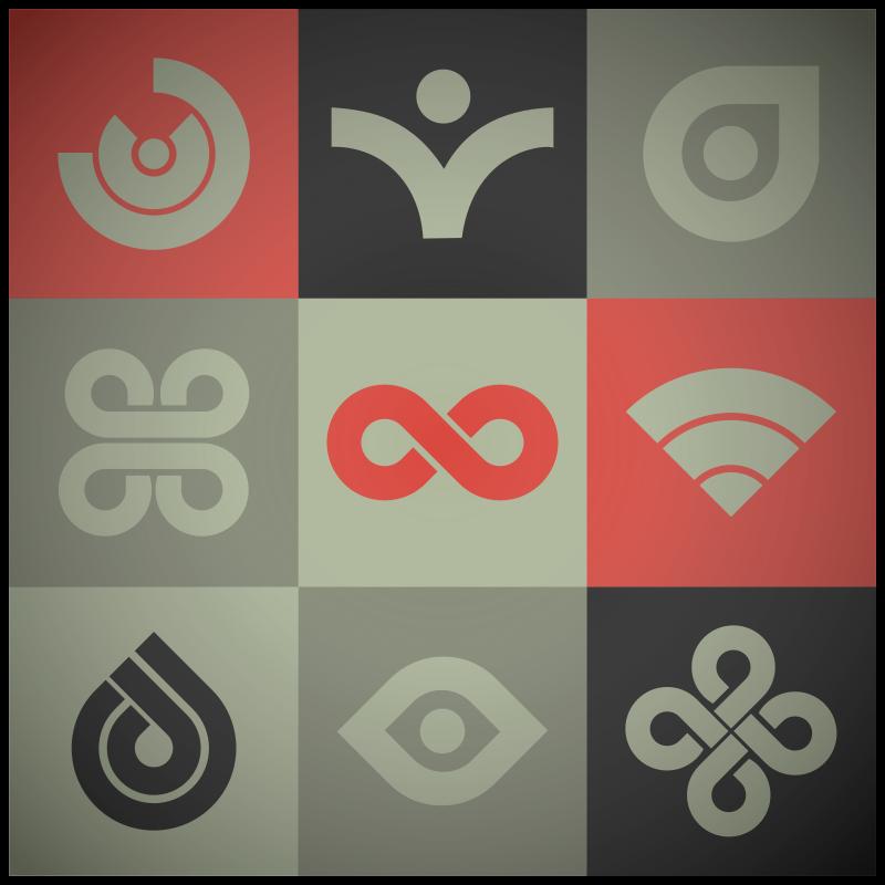 Free Iconos Abstractos Retro