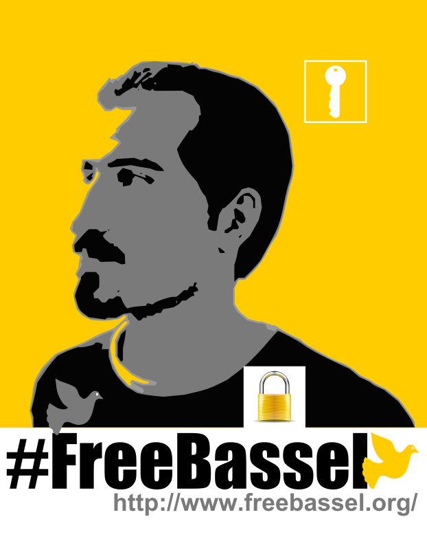 Free Bassel Poster T-Shirt Design Three