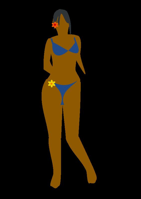 Free Sunny woman