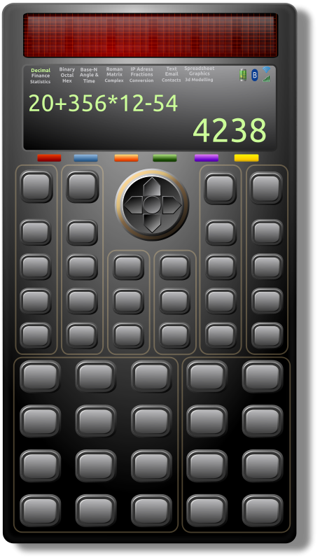 Free Scientific Solar Calculator 1