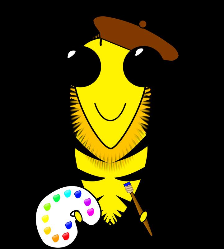 Free Bee Artist