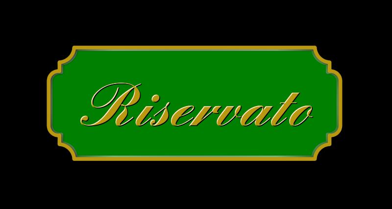 Free Riservato verde
