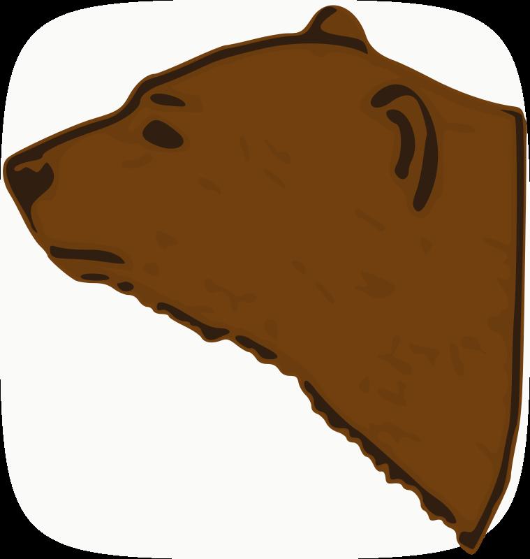 Free Bear Head
