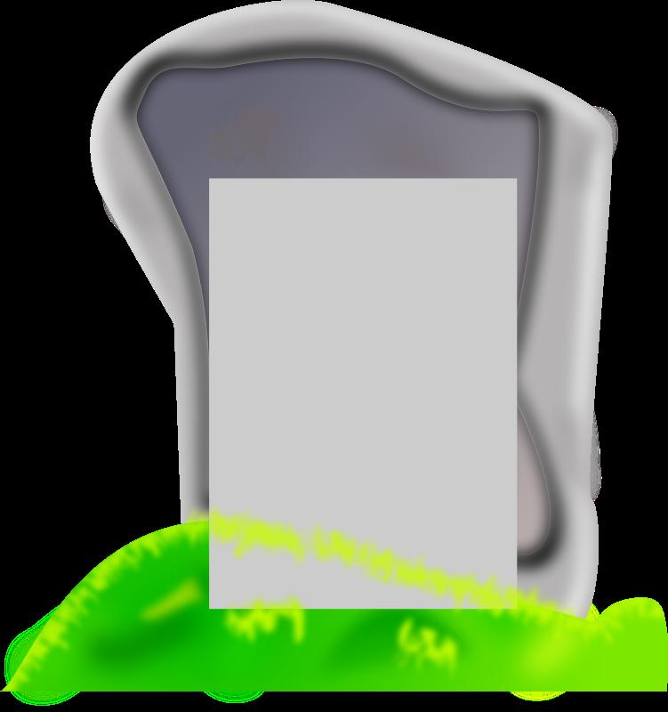 Free Empty Gravestone