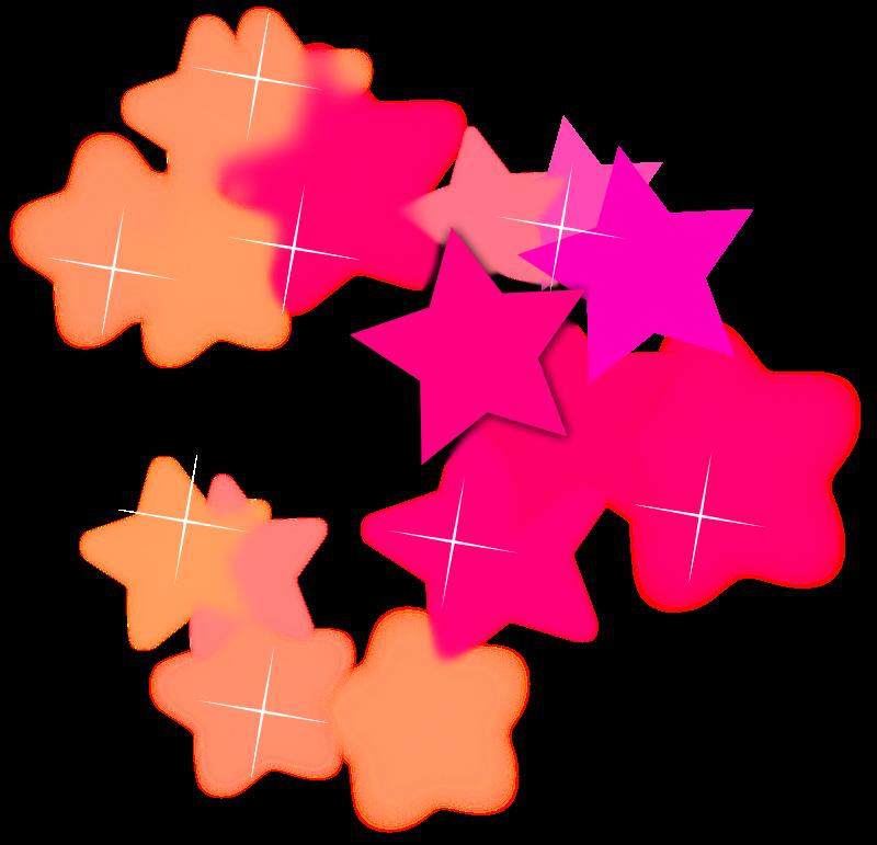 Free Star Flourish