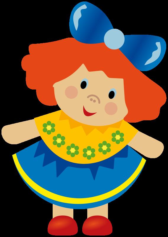 Free Doll (CMYK)