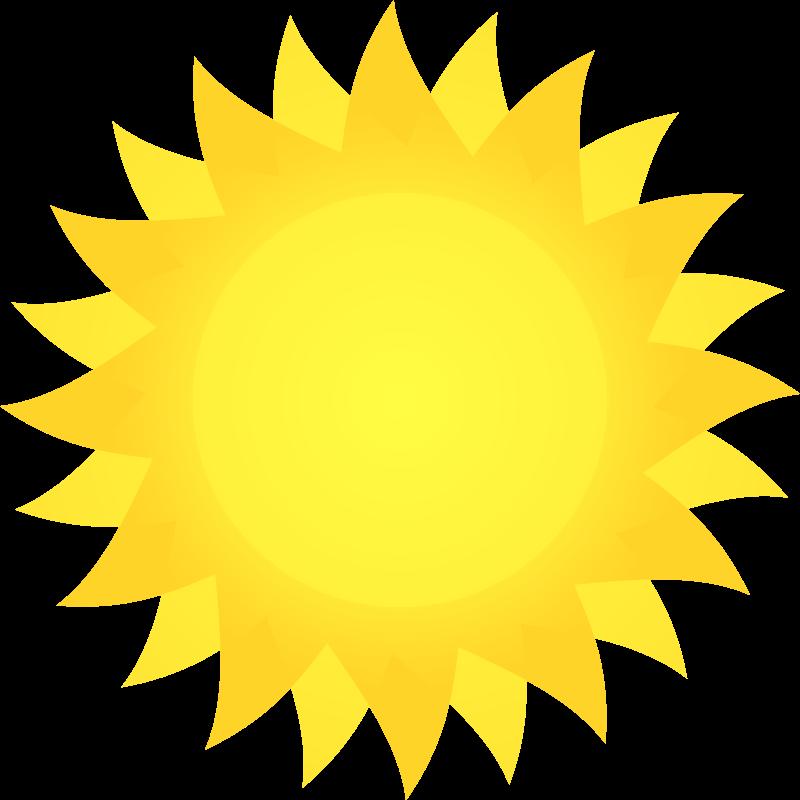 Free Clipart: Sun | purzen