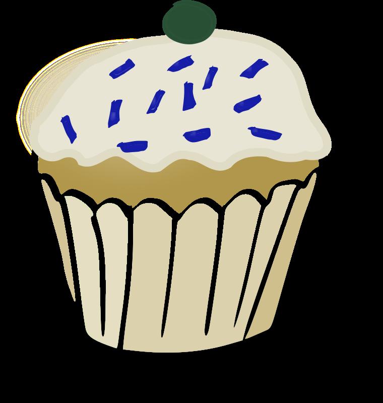 Free White Muffin