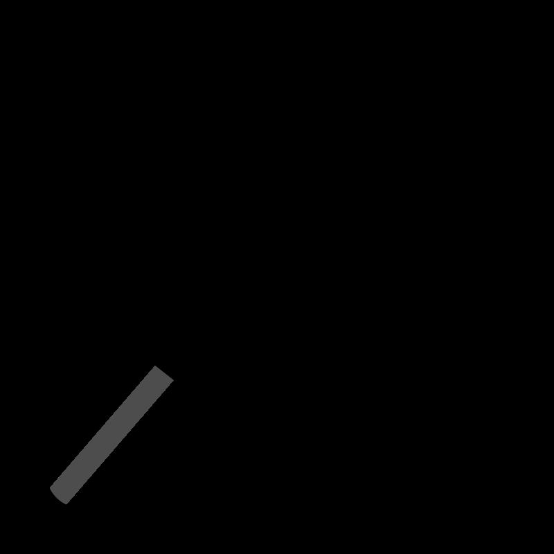 Free Support monochrome icon