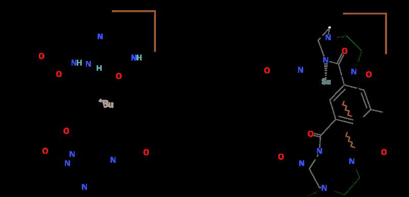 Free Sn(II) hetero-bimetallic cryptand