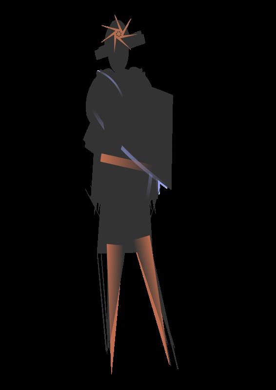 Free fashion woman