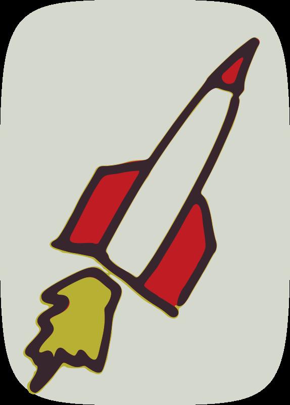 Free red rocket