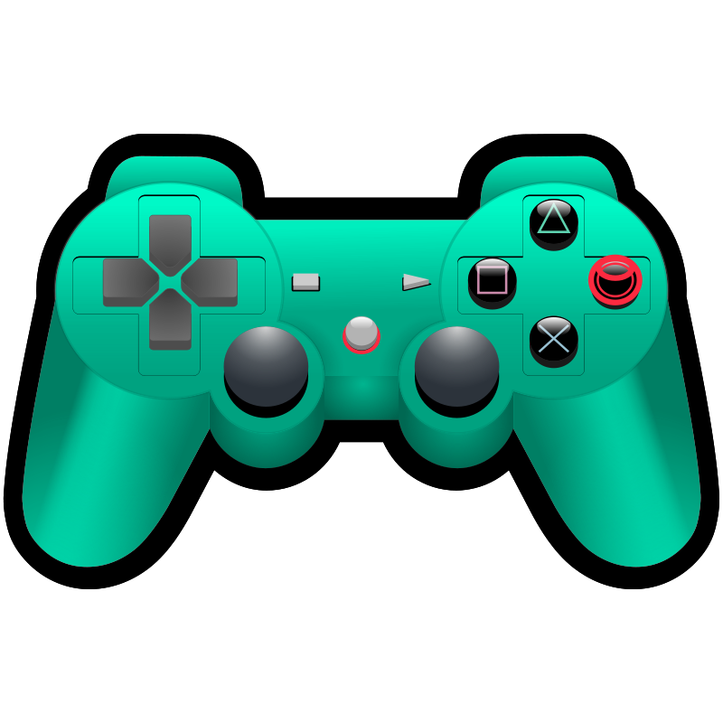 Free Color PlayStation Controller