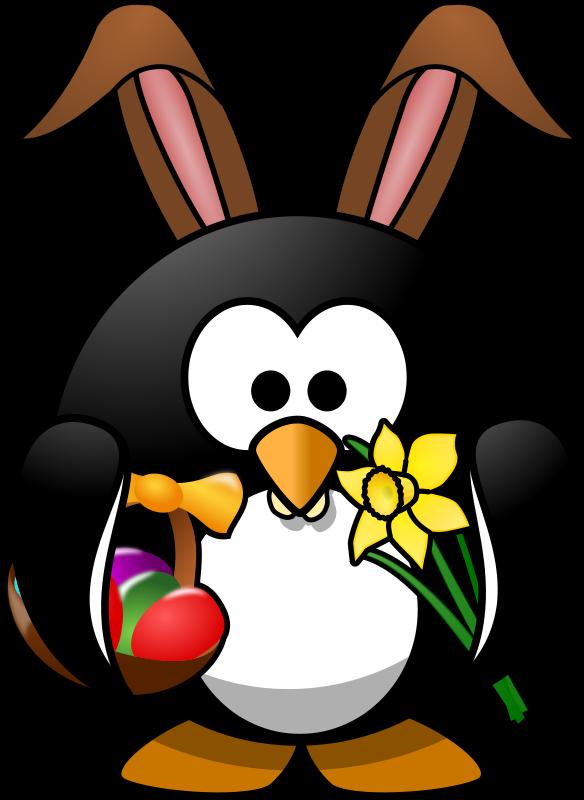 Free Bunny Penguin